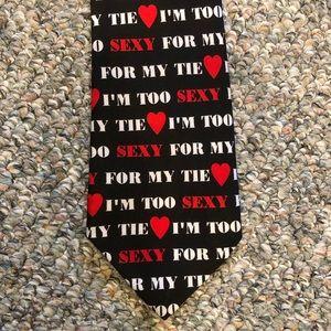 Andaloro Polyester Funny Tie